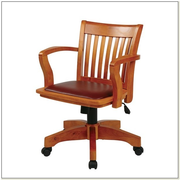 Office Star Padded Bankers Chair