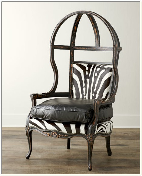 Old Hickory Tannery Balloon Chair