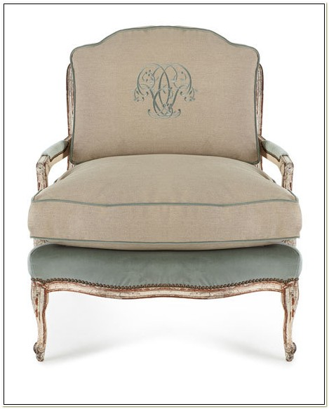 Old Hickory Tannery Bergere Chair
