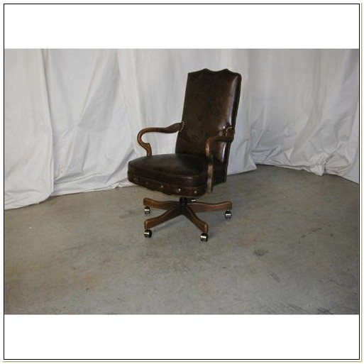 Old Hickory Tannery Office Chairs