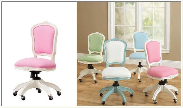 Ooh La La Swivel Chair Pink