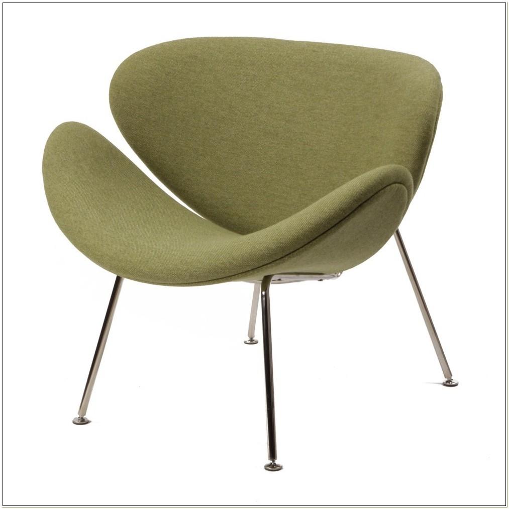 Orange Slice Chair Reproduction