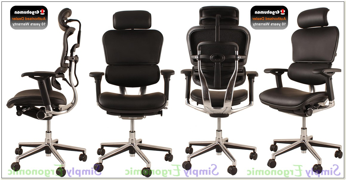 Orthopaedic High Back Office Chair