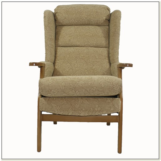 Orthopedic High Seat Chair For The Elderly