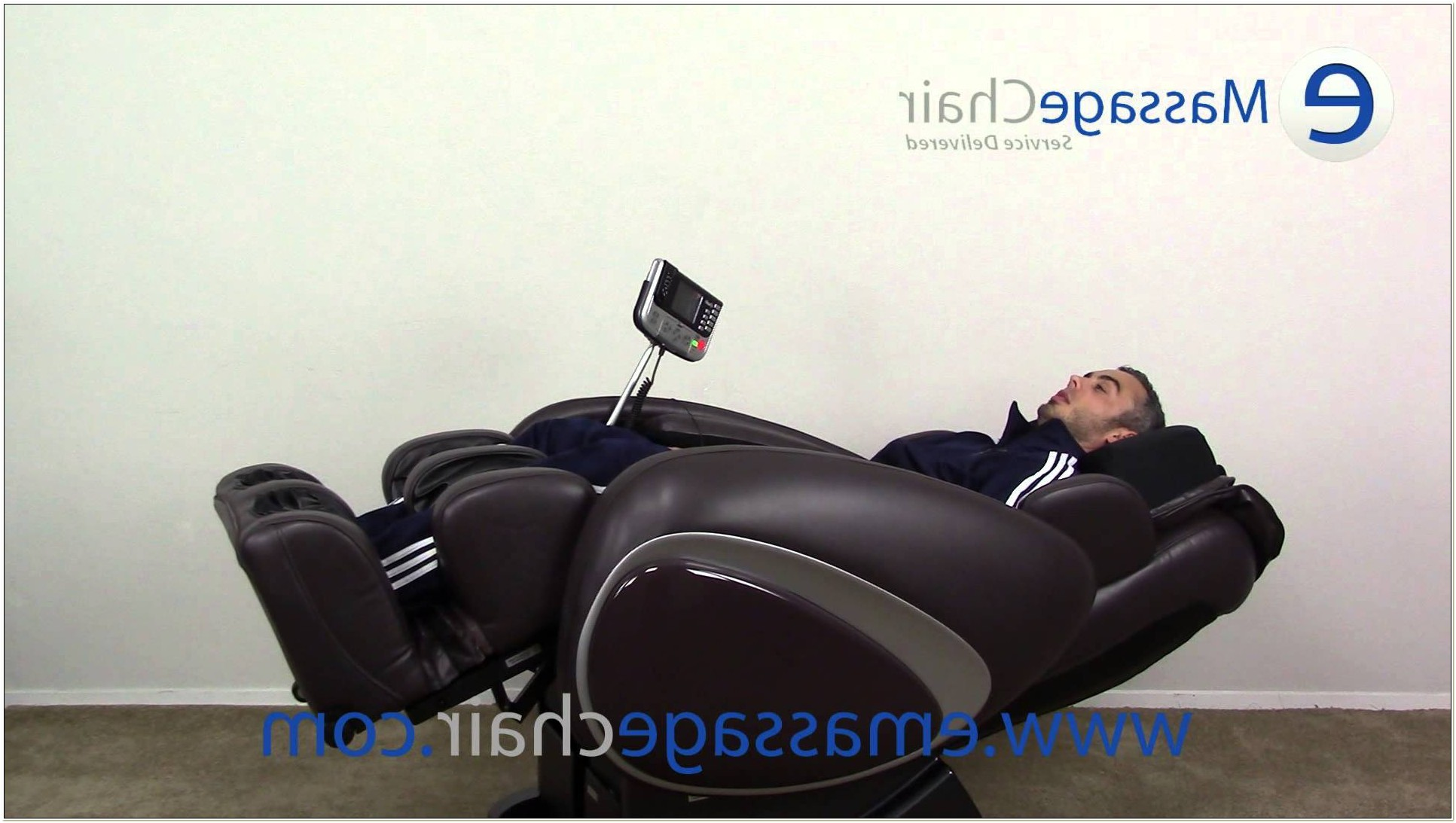 Osaki 4000 Massage Chair Video