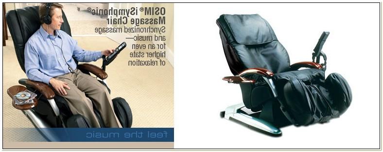 Osim Isymphonic Av Massage Chair