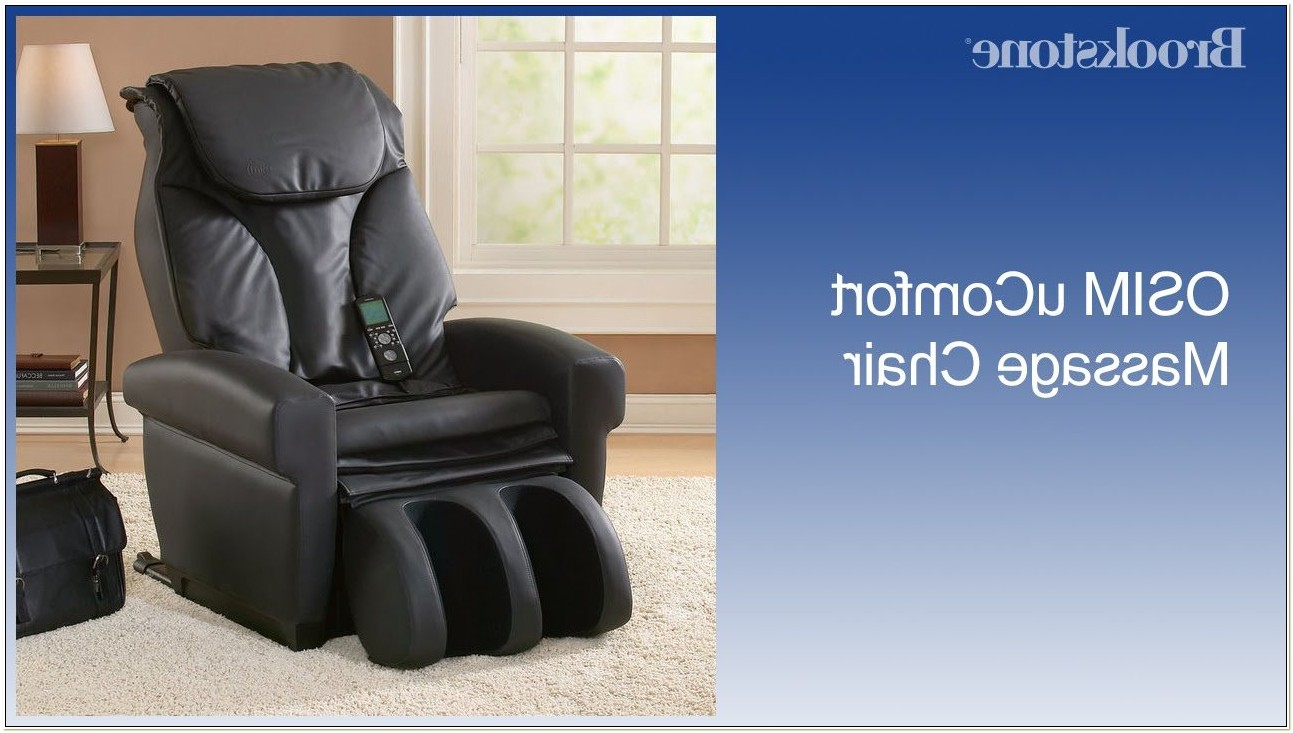 Osim Ucomfort Massage Chair Instructions