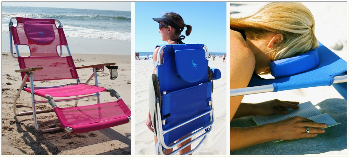Ostrich 3n1 Beach Chair Lounger