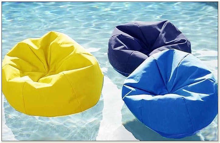 Outdoor Bean Bag Chairs Sunbrella