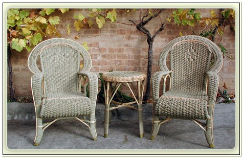Outdoor Cane Chairs Melbourne