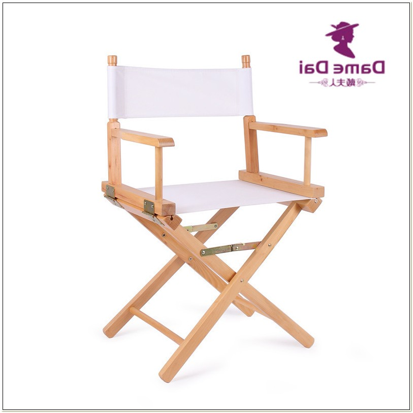 Outdoor Directors Chairs Canvas