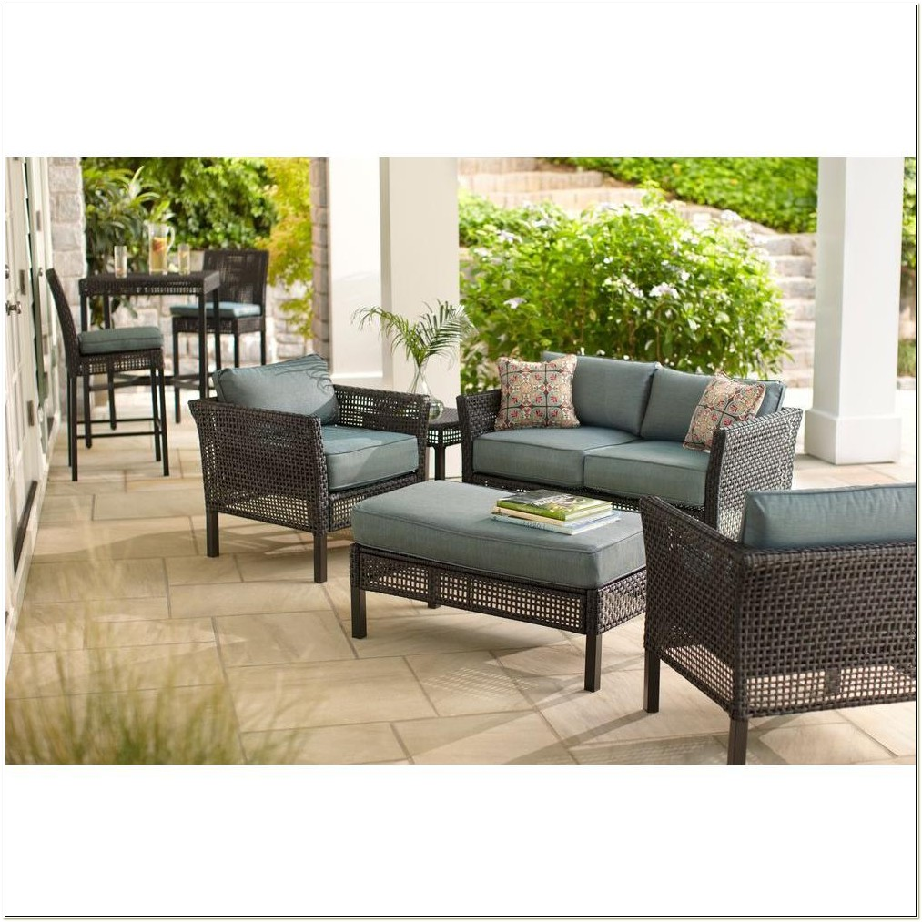 Outdoor Patio Chair Cushions Home Depot