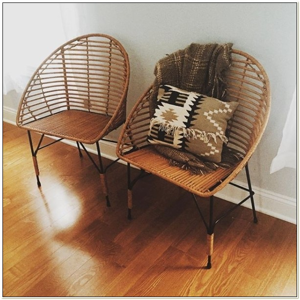 Outdoor Wicker Chairs Target
