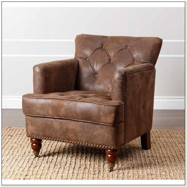 Overstock Leather Club Chairs