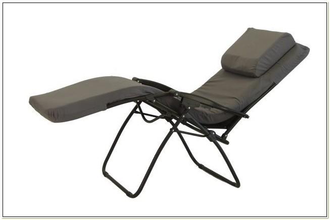 Padded Anti Gravity Chair