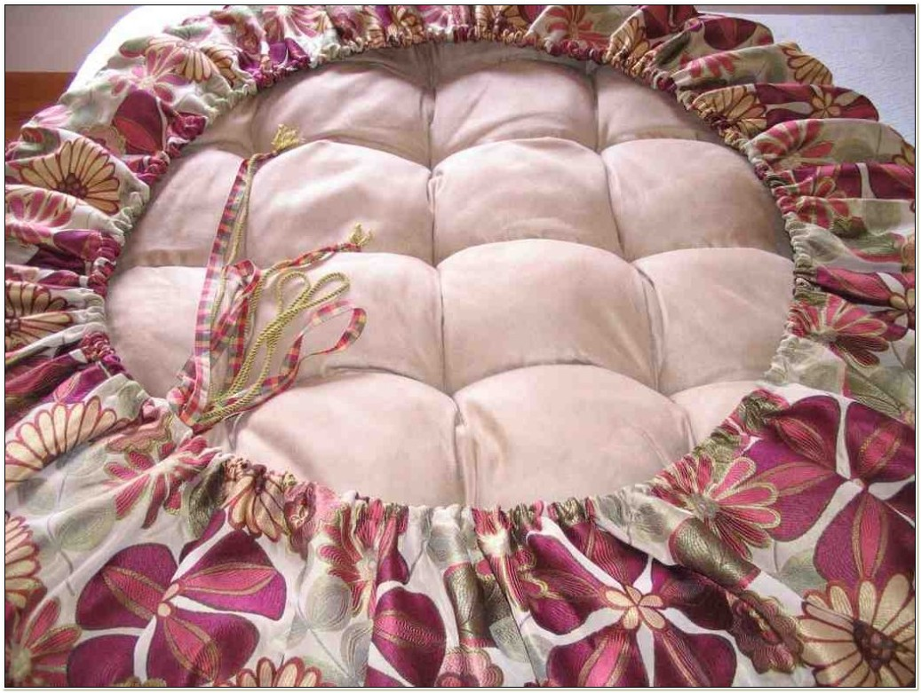 Papasan Chair Cushion Cover Pattern
