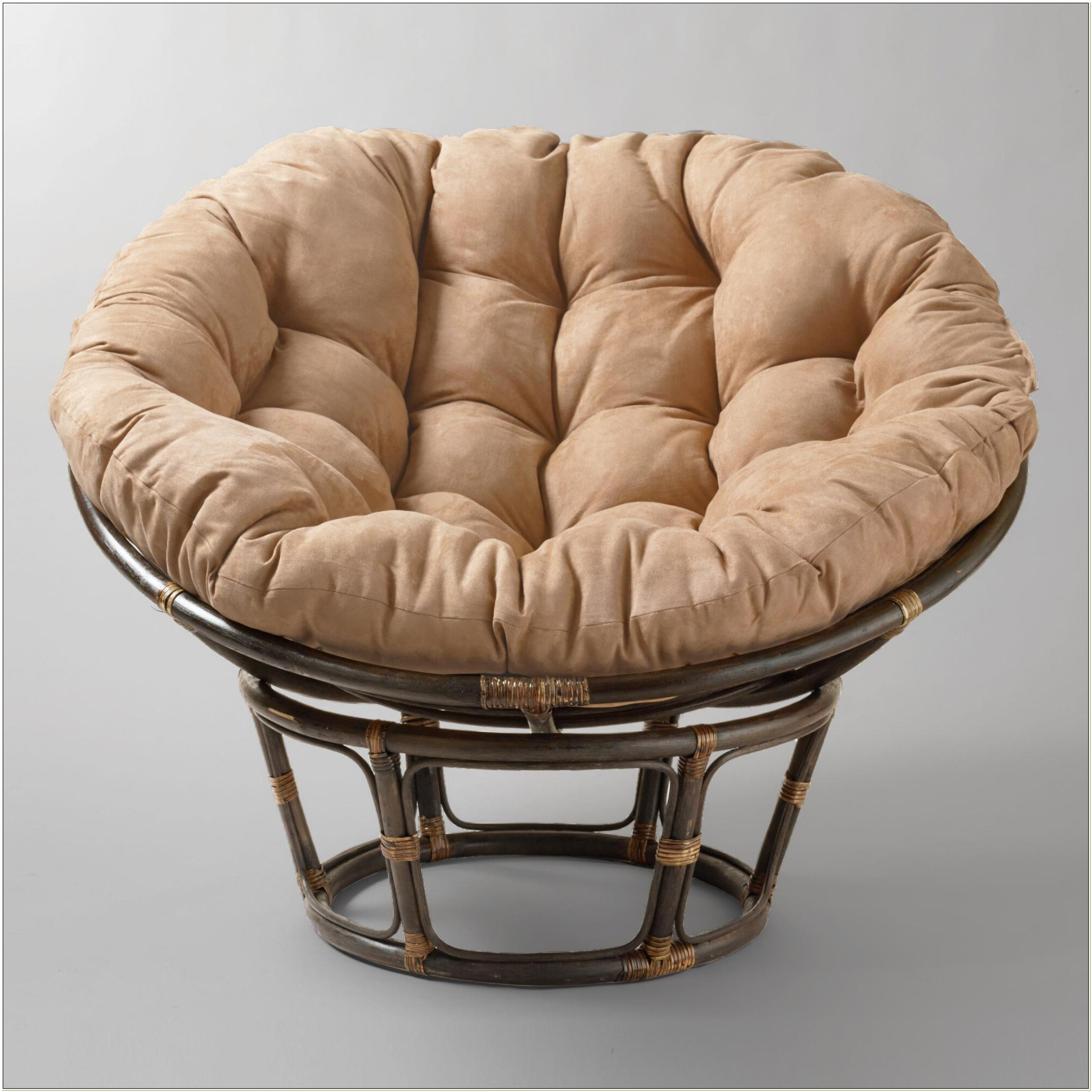 Papasan Chair Frame And Cushion