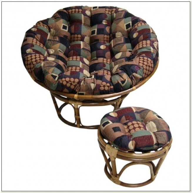 Papasan Chair With Cushion Cheap