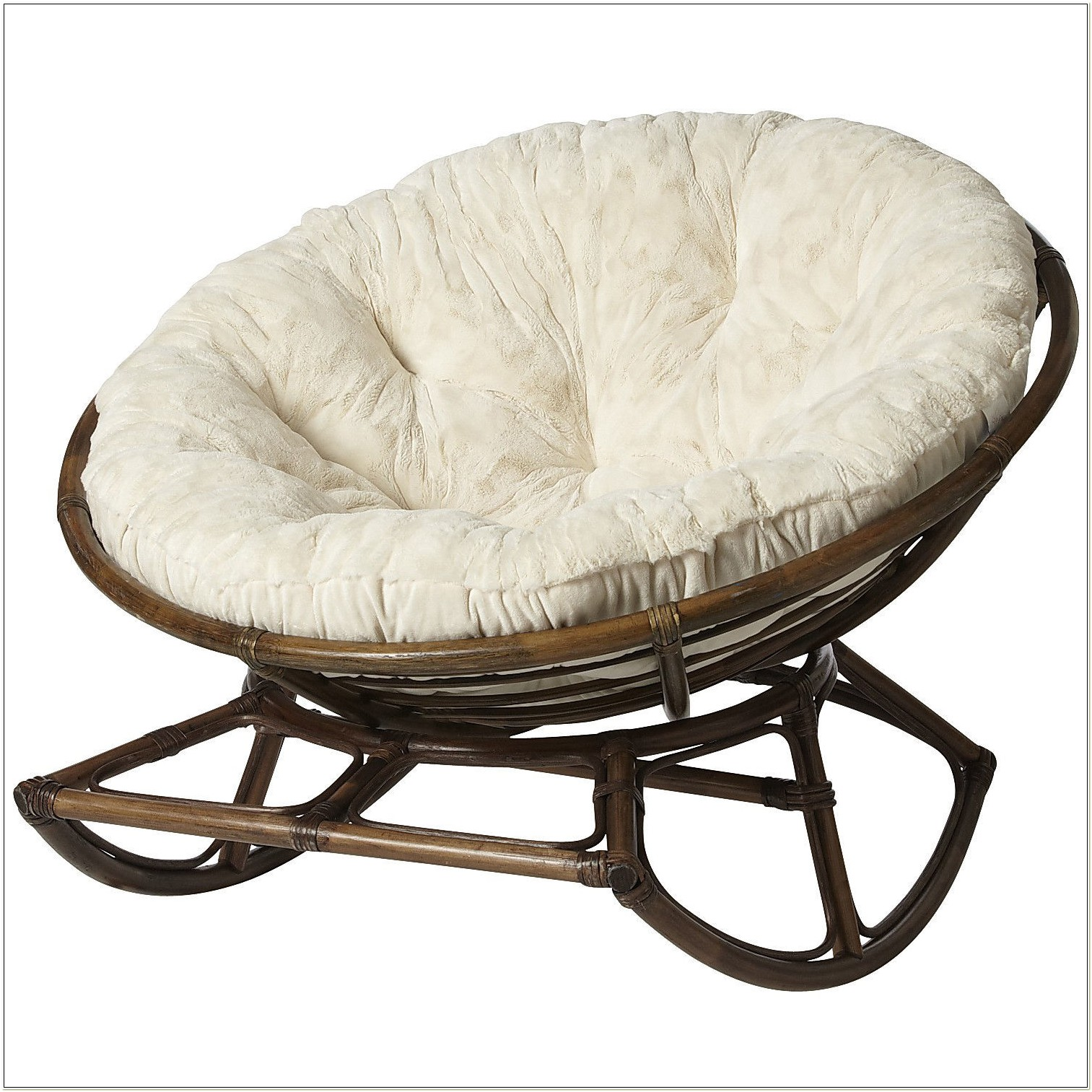 Papasan Rocking Chair Cushion