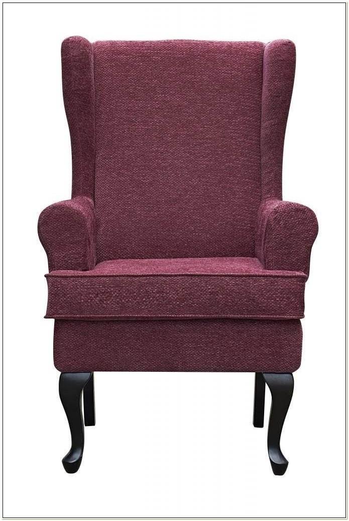 Paris High Back Orthopaedic Chair