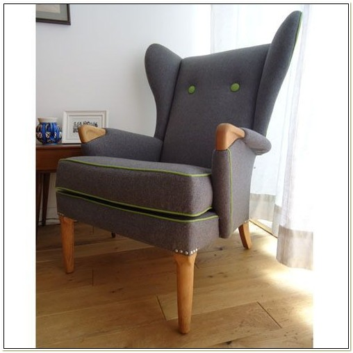 Parker Knoll Wing Chair Upholstery