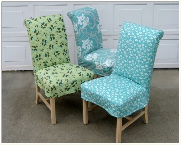 Parson Chair Slipcover Sewing Pattern