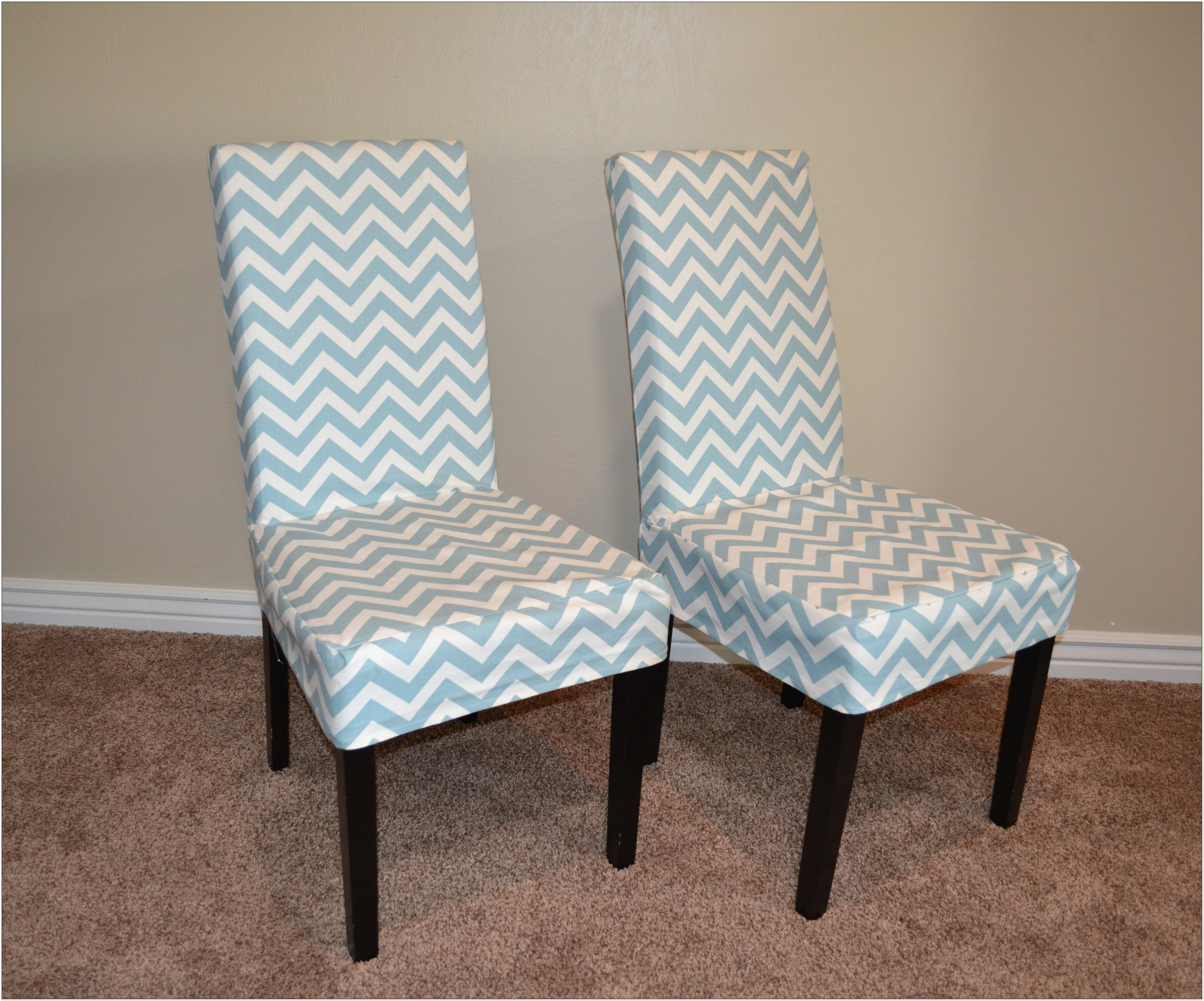 Parsons Chair Cover Diy