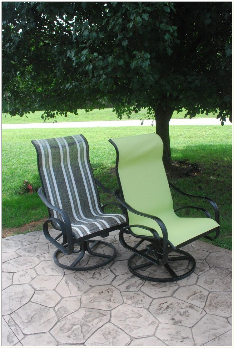 Patio Chair Sling Replacement Plano