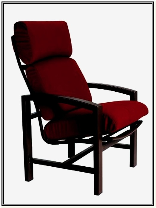 Patio Chairs With High Backs