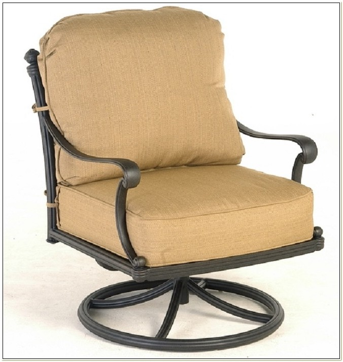 Patio Furniture Swivel Rocker Chair