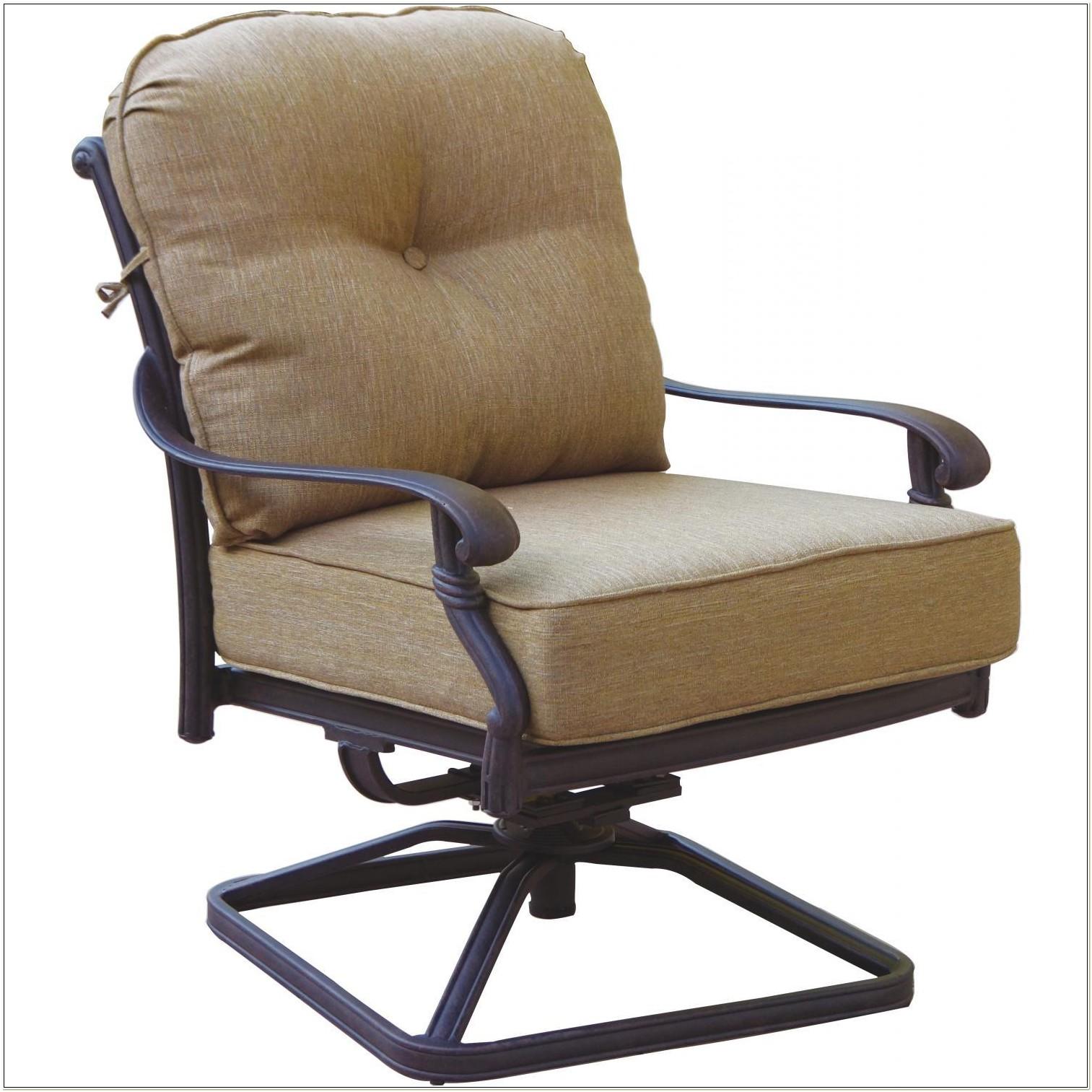 Patio Furniture Swivel Rockers