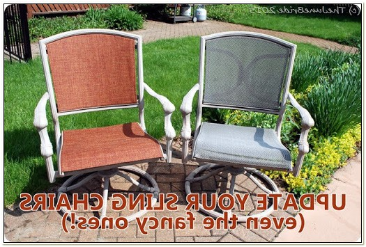 Patio Sling Chair Fabrics By The Yard
