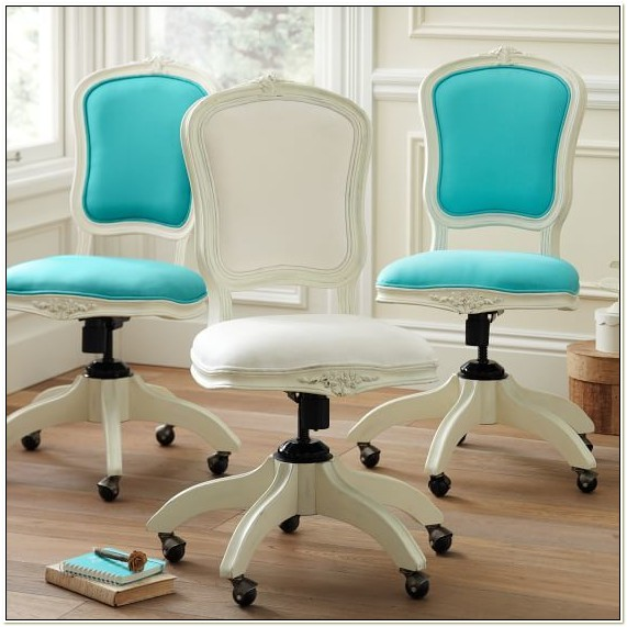 Pbteen Ooh La La Swivel Chair
