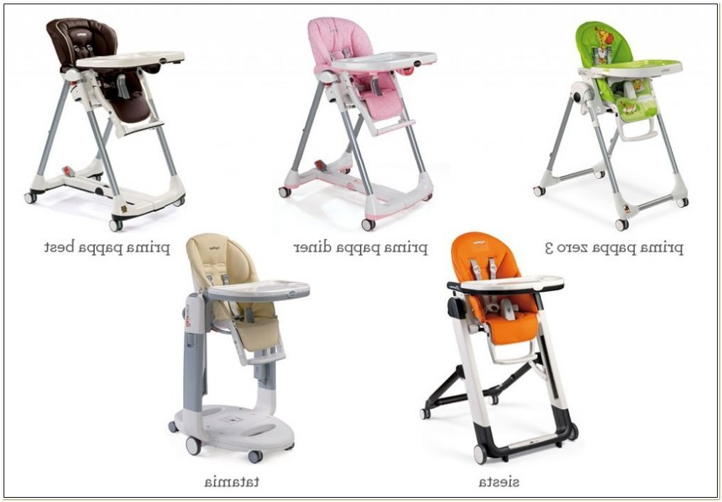 Peg Perego High Chairs Canada