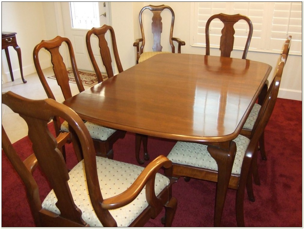Pennsylvania House Furniture Dining Table