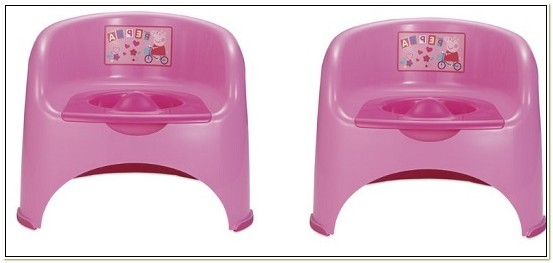 Peppa Pig Potty Seat