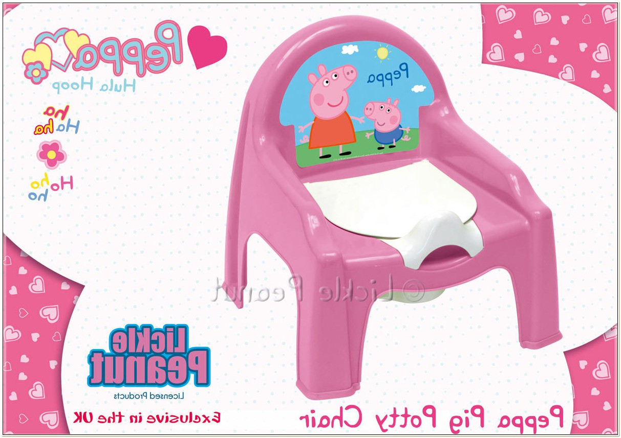 Peppa Pig Potty Training Chair