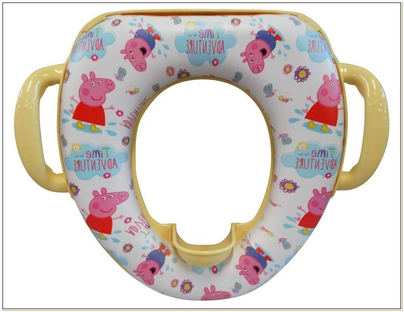 Peppa Pig Soft Potty Seat