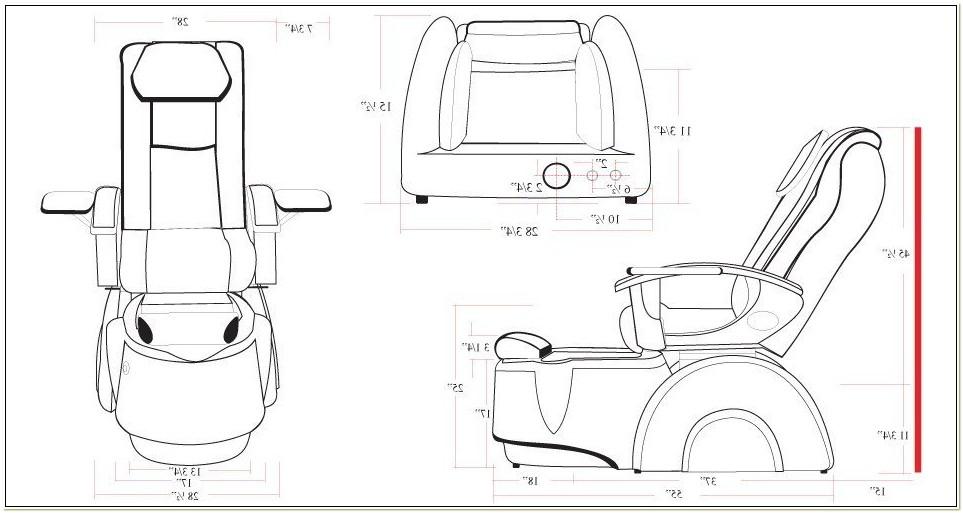 Petra 900 Pedicure Chair Manual