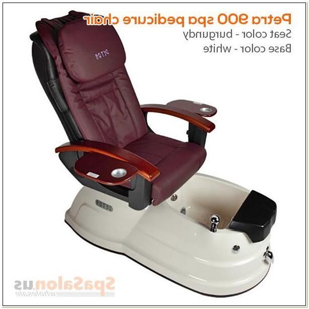 Petra 900 Spa Pedicure Chair