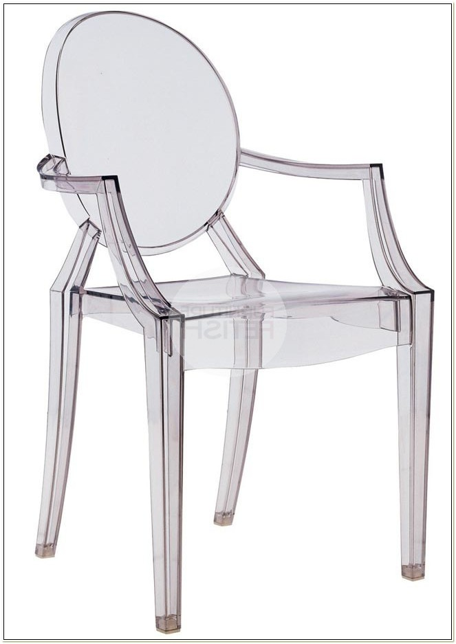 Philippe Starck Ghost Chair Copy