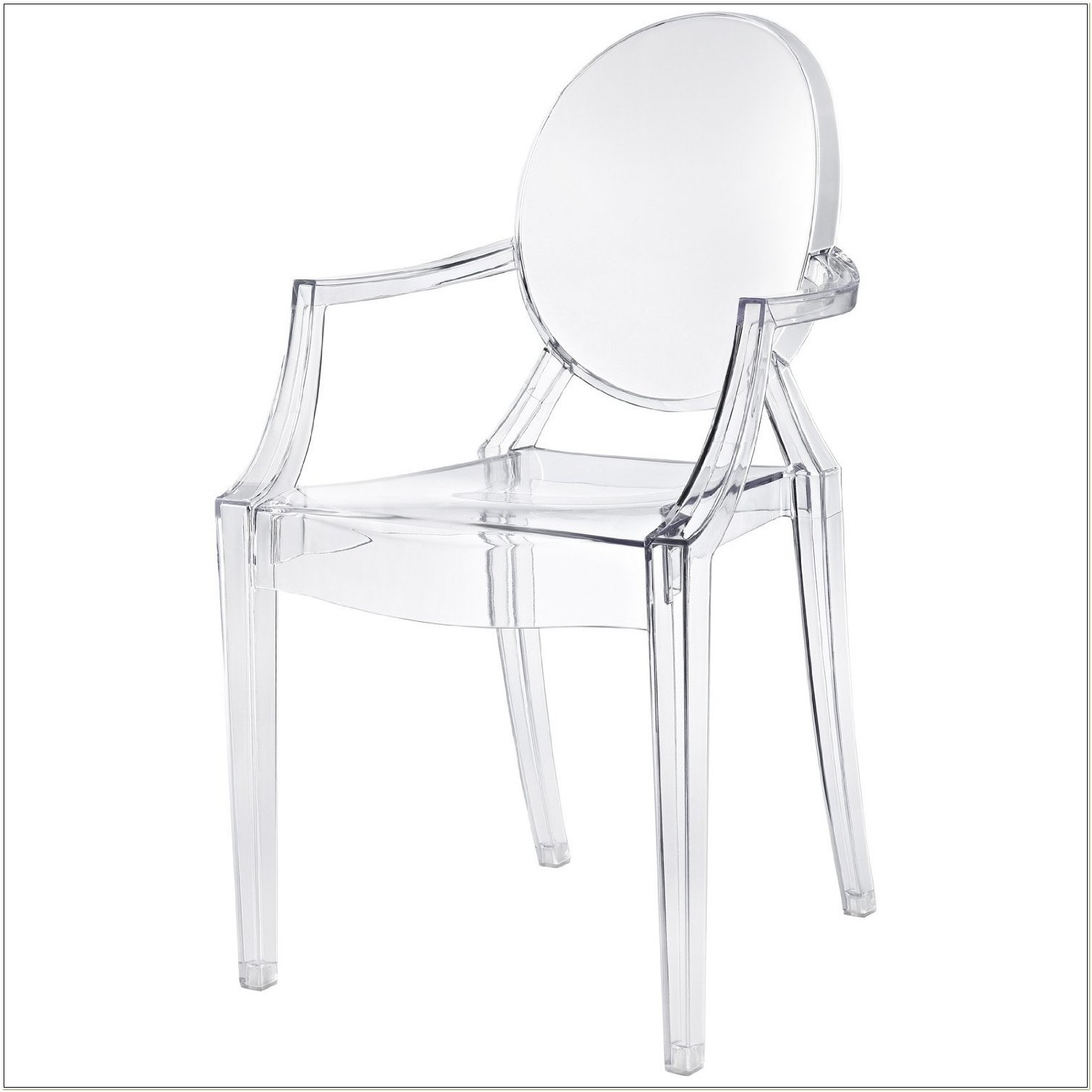 Philippe Starck Ghost Chair History