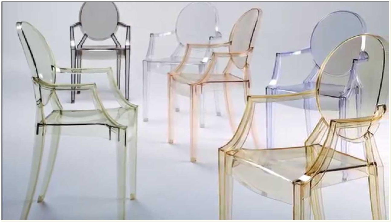 Philippe Starck Kartell Victoria Ghost Chair