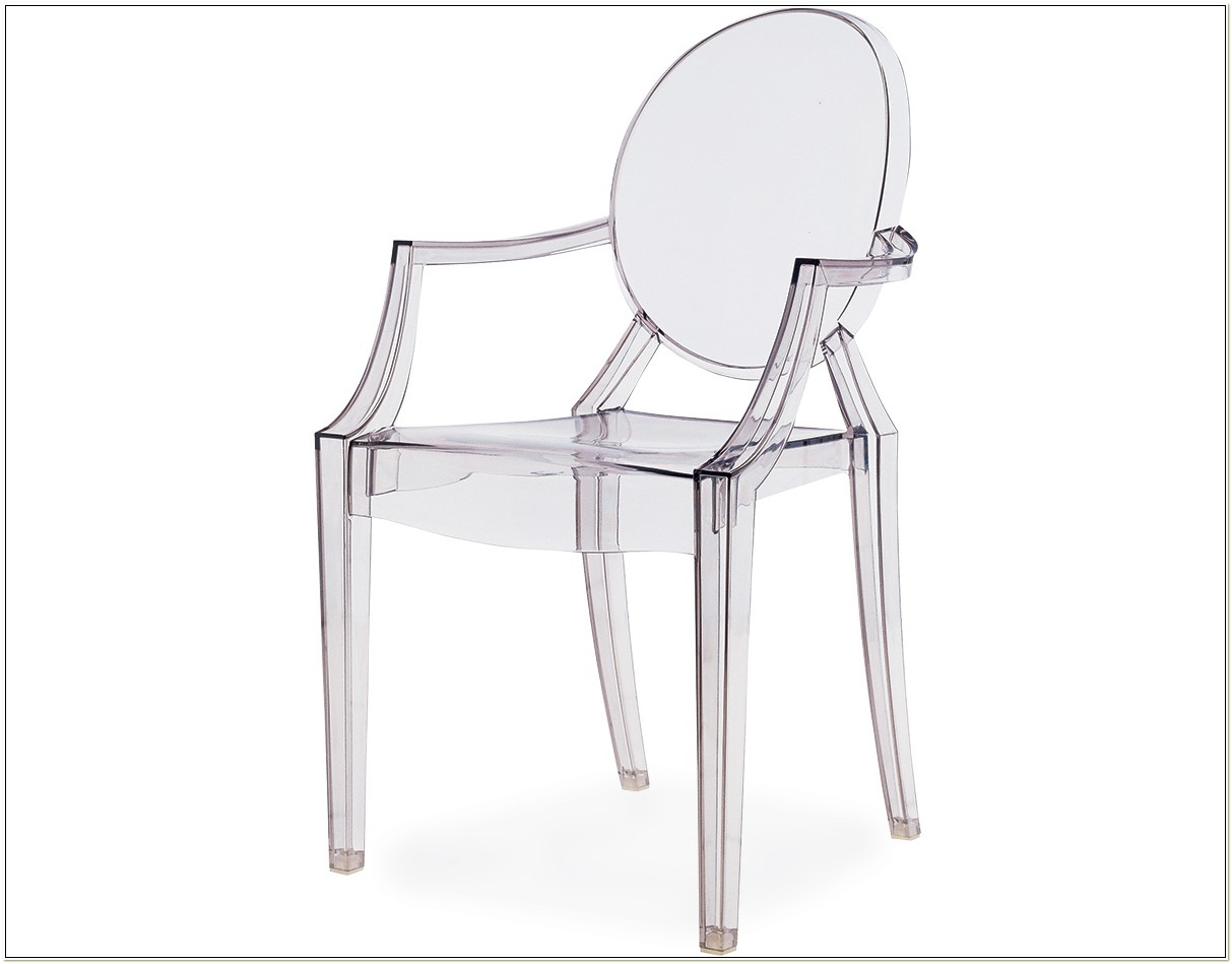 Philippe Starck Louis Ghost Chair History