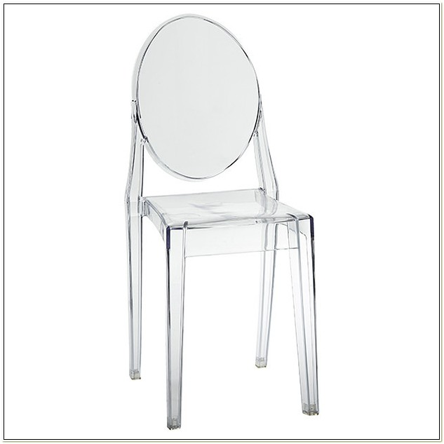Philippe Starck Louis Ghost Chair Replica