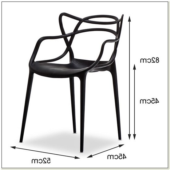 Philippe Starck Masters Chair Dimensions