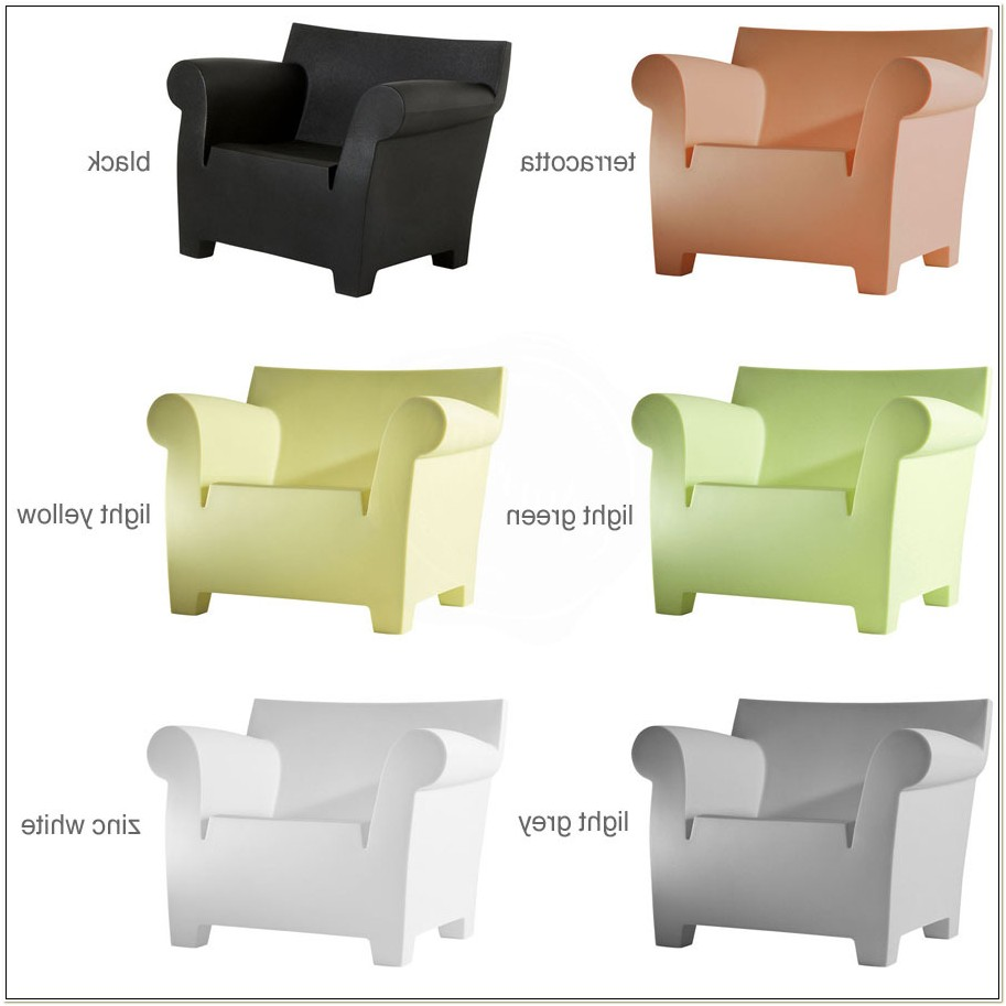 Philippe Starck Outdoor Chairs