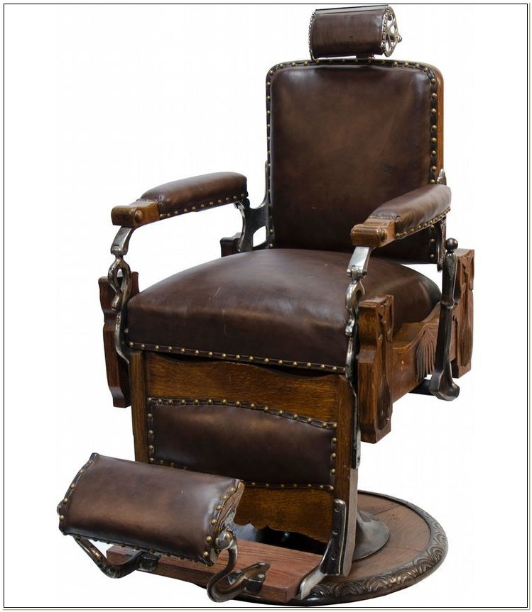 Pictures Of Old Barber Chairs