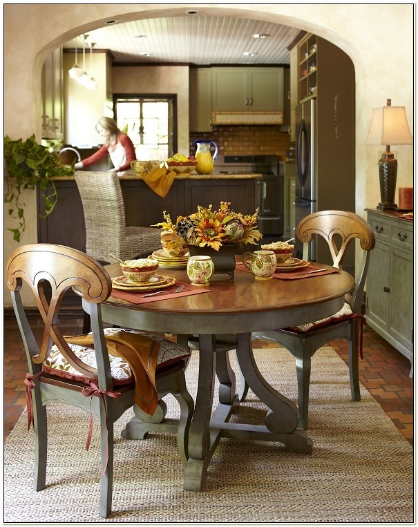 Pier 1 Dining Table Chairs