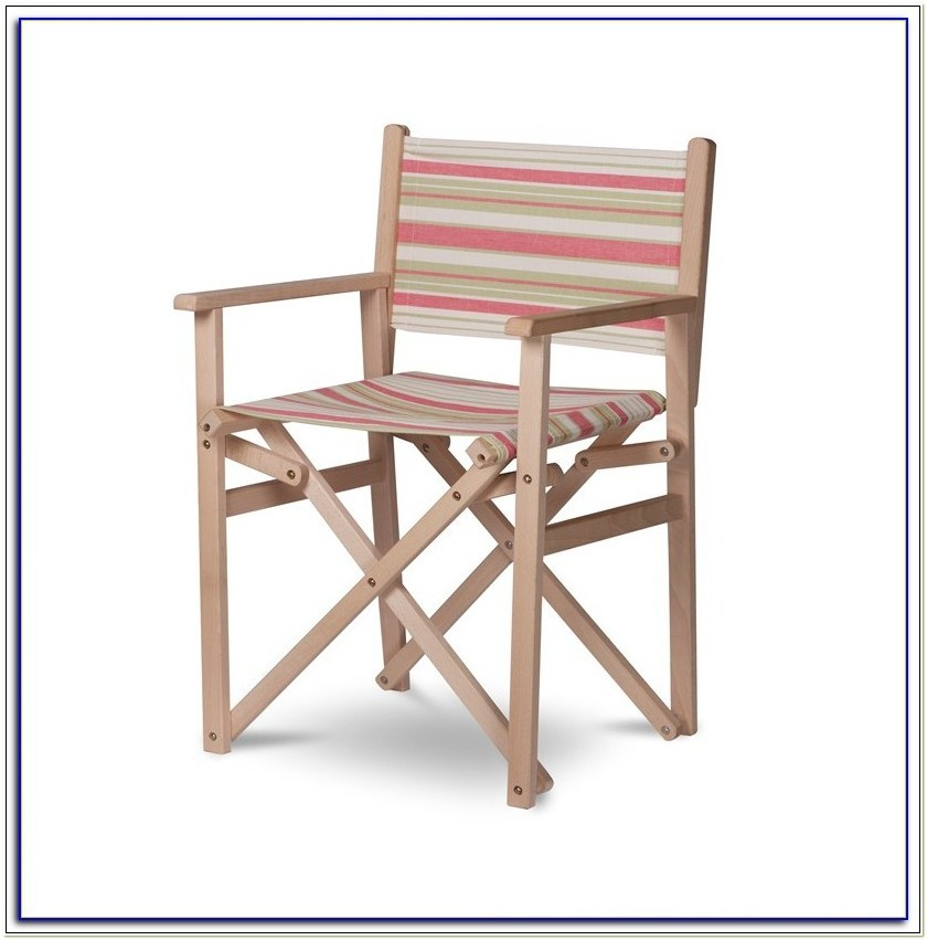 Pier One Directors Chair Canvas